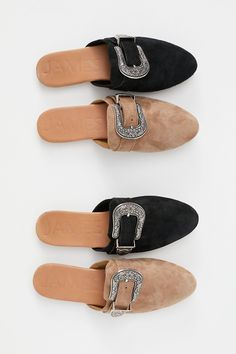 Luxe Buckle Loafer   Free People