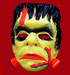 Frankenstein s Monster Mask 0131 by Brechtbug, via Flickr