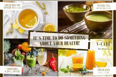 We like healthy food and drinks. Healthy Food, Healthy Recipes, Something About You, Cafe Bar, Matcha, Boutiques, Cantaloupe, Smoothies, Juice