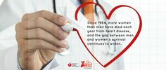 Think heart disease is just for men? Think again. #GoRed Campbell Soup Company is proud to support Go Red For Women.