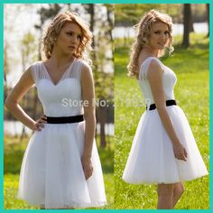 Find More Bridesmaid Dresses Information about Custom made ! 2014 New Sexy Brand V Neck Lace UP Sleeveless Short Organza Pleated Bridesmaid Dresses Prom Dress Party Gowns,High Quality Bridesmaid Dresses from Lisa  store online  212059 on Aliexpress.com