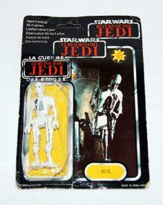 Star Wars ROTJ Return Of The Jedi – Tri-Logo 8D8 Action Figure