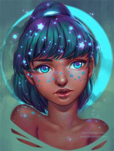 Entre Birras y Frikis 2.02, qinni: Freckled Stars ✩ *・°☆ Large...