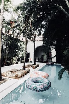 Julia Friedman's travel diary to Cartagena, Colombia with Maaji Swimwear. Interior Exterior, Exterior Design, Deco Design, Spa Design, Villa Design, Design Hotel, Design Blog, Garden Design, Pool Designs