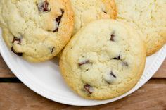 Recettes de cookies américains...