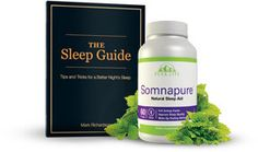 Somnapure makes sleeping easier at night. Get yourself a great nights rest using Somnapure. Somnapure All-natural Sleep Supplement The Best All-natural Sleep Aid You Can Get Rest easier by taking this sleep supplement.
