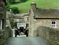 Opening Credits - Bridge & shop at Langthwaite, Arkengarthdale, North Yorkshire - Opening Credits on later episodes.