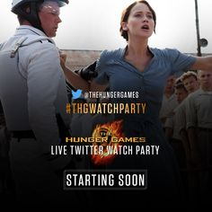 #THGWatchParty begins in 30 minutes! Head over to @TheHungerGames on Twitter & get ready to press PLAY at home to watch The Hunger Games and win prizes! Rent the film for only $0.99 today at http://watchhungergames.movie/!