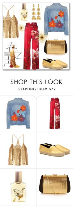 """""""untitled"""" by kaori00 ❤ liked on Polyvore featuring Citizens of Humanity, F.R.S For Restless Sleepers, TIBI, Kenzo, Flidais Parfumerie, Nina Ricci and Lele Sadoughi"""