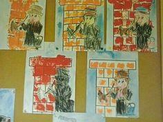 Preschool, Education, Painting, Literatura, Kid Garden, Painting Art, Paintings, Kindergarten, Onderwijs