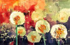 Monday's Muse:  Get lost in takmaj's dreamlike watercolors!  +Watch: http://takmaj.deviantart.com