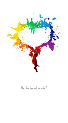 Colorful love by AnnyTwinkle.deviantart.com on @DeviantArt