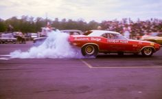 Vintage Drag Racing - Funny Car - Charlie Allen