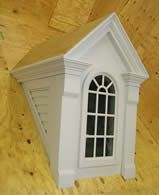 Fixing up the homestead on pinterest valspar mini for Premade roof