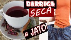 INCRÍVEL bebida que detona GORDURA da BARRIGA e ACELERA O METABOLISMO - ...