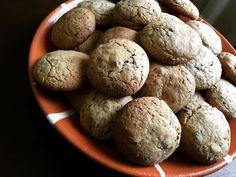 Cookies de Chocolate, Avelã & Nutella