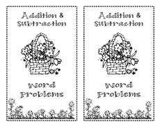 Addition and Subtraction Word Problems it with Class