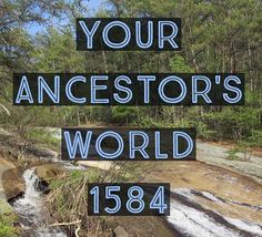 Lost Colony of Roanoke 1584 http://ancestornews.com/lost-colony-roanoke-1584/?utm_campaign=coschedule&utm_source=pinterest&utm_medium=Nancy%20Hendrickson&utm_content=Lost%20Colony%20of%20Roanoke%201584 I think this was America's first true mystery