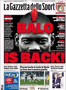 Balo is back!