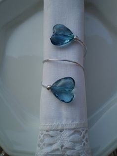 table.quenalbertini: Sweet Napkin Ring