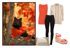 """"""":)"""" by grateful-angel ❤ liked on Polyvore featuring MANGO, Jigsaw, Burberry, Kate Spade and Emilio Pucci"""