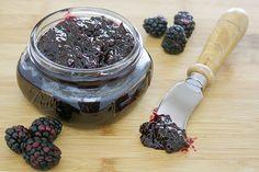 Three-Ingredient Blackberry Jam (AIP-friendly) - He Won't Know It's Paleo