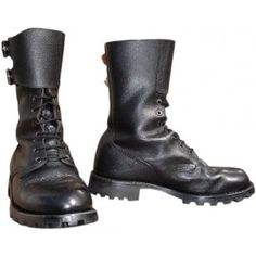 French Ranger Boots