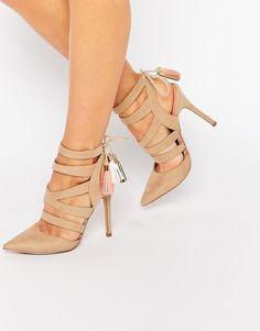 Miss KG Alana Ghillie Heeled Shoes