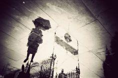 LONDON PUDDLE SHOTS | GAVIN HAMMOND