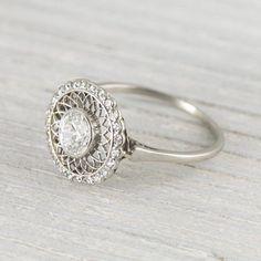 57 Best Vintage Engagement Rings