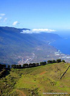 Mirador de Nisdafe, Valverde, Isla de El Hierro