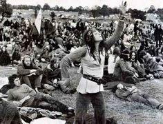 Glastonbury Fayre 1971