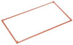 bakvorm, silikomart, flexibel, versteviging, rechthoek, bakring, voor, siliconen