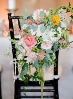 Featured Photographer: Taylor Lord; Wedding reception decor idea
