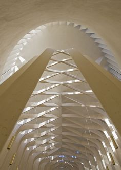 HIC Arquitectura » Níall McLaughlin Architects > Bishop Edward King Chapel, Oxford