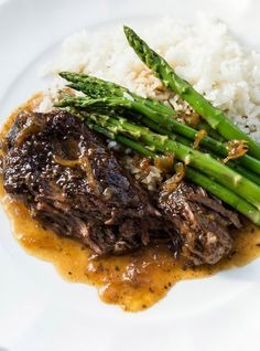 Braised beef with orange and caraway | Ricardo