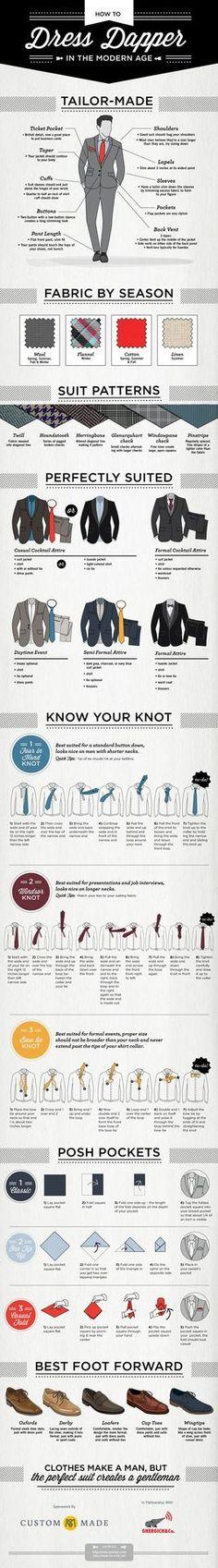 Men's Fashion guide !!