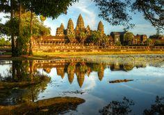 Siem Reap au Cambodge #voyage #travel #Asie