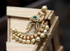 Gold Earrings Designs, Gold Jewellery Design, Designer Jewellery, Silver Jewellery, Silver Rings, Gold Jewelry Simple, Golden Jewelry, Gold Pendent, Pearl Pendant