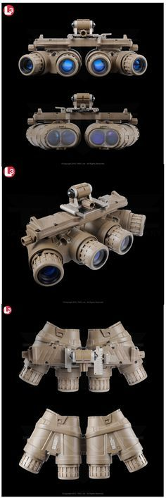 Thermal Rifle Scope and Night Vision Rifle Scope