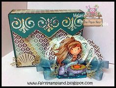 Fairy Stamp Land: The Paper Nest Dolls ~ New Release Zodiac Dolls