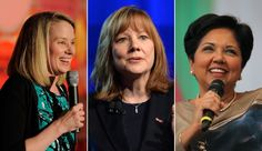 Women CEOs in the Fortune 1000: By the numbers