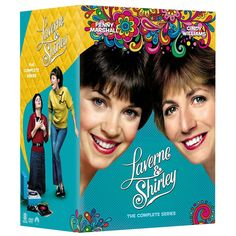 This collection features all episodes from the 1950s sitcom Laverne and Shirley. The show follows the demure Shirley Feeny and street smart Laverne De Fazio's unbreakable bond forged throughout many hours at the bottle cap factory and at home, where th...