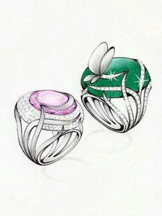 ring sketch...♡