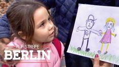 Mutter geklaut: Kind malt Phantombild der Täter   Auf Streife - Berlin  ...