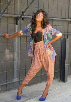 Gotta love blipster fashion
