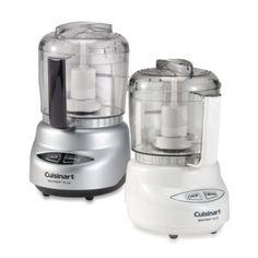 Cuisinart® Mini-Prep® Plus Processors - BedBathandBeyond.com