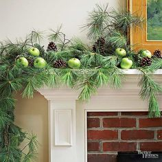 Let nature inspire your seasonal and holiday decor. Use pinecones to add a beautiful and festive touch during Thanksgiving and Christmas. See how we created table centerpieces, garland, vases, wreaths and more DIY holiday decor using pinecones and other natural elements.