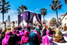 purple,hot pink,white,ceremony,mandap,Aaroneye Photography,sikh wedding,traditional sikh wedding,sikh wedding customs,sikh wedding traditions,sikh wedding rituals