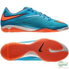 Nike Hypervenom Phelon IC Clearwater/Total Crimson/Blue Lagoon/Black